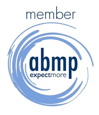 Logo for the Association of Bodywork and Massage Professionals